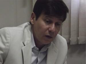 Delegado Sérgio Leocádio (Foto: Rafael Barbosa/G1)