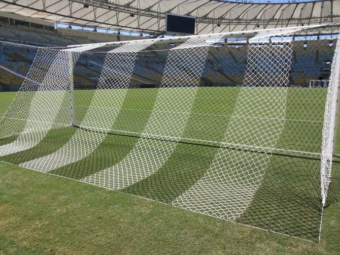 Redes Botafogo Maracanã (Foto: Divulgação)