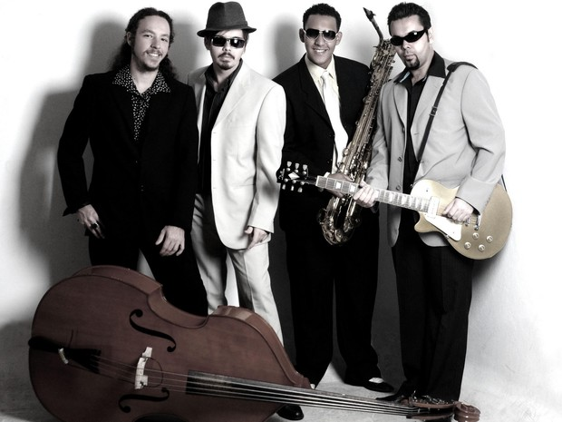 Igor Prado Band (Foto: Foto divulgação)