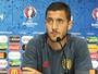 """Capitão Hazard assume protagonismo: """"Gosto de ser o patrão da bola"""""""