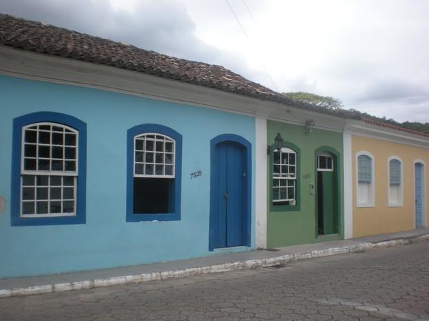 Ribeirão da Ilha (Foto: Luíza Fregapani/G1 SC)