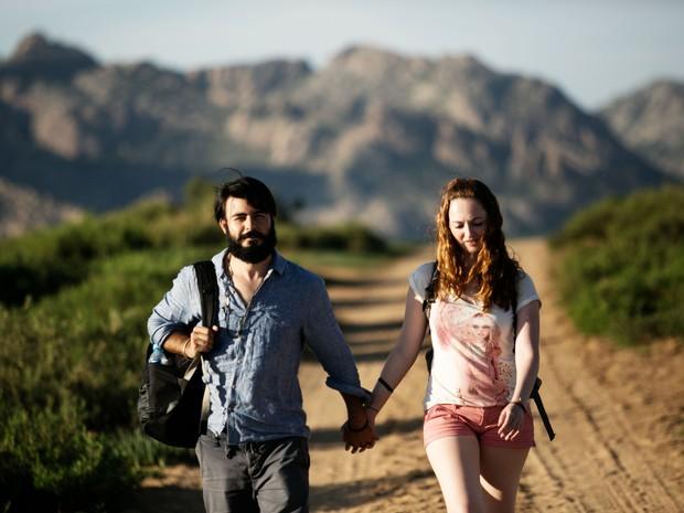 Eduardo e Mônica namoram há 5 anos (Foto: Arquivo pessoal)
