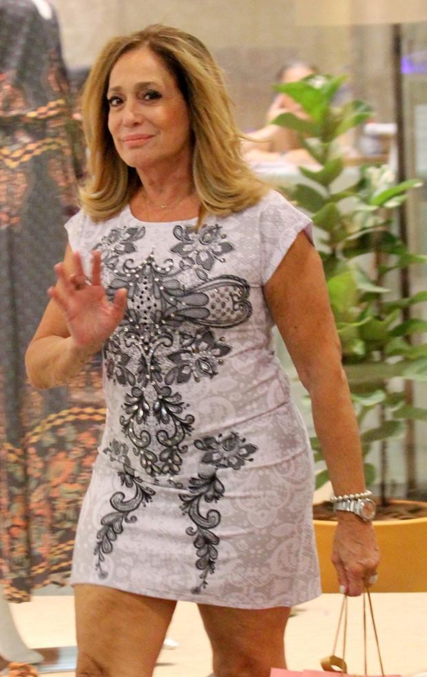 Susana Vieira (Foto: Daniel Delmiro /AgNews )