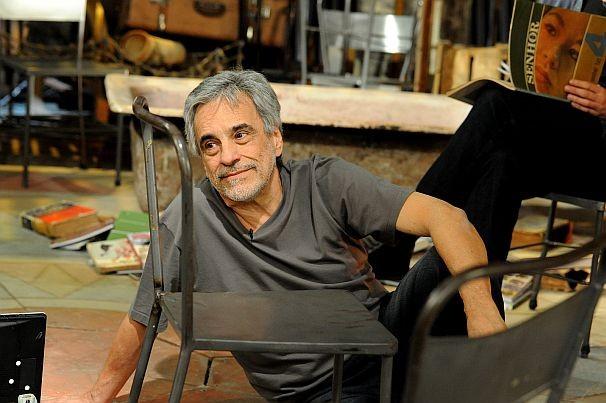 O diretor e ator Aderbal Freire Filho (Foto: Divulgação)