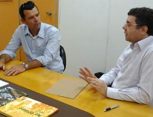 Torben Grael e Ricardo Leyser (Foto: Divulgação)