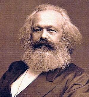Karl Marx, filósofo e revolucionário alemão (Foto: Wikimedia Commons)