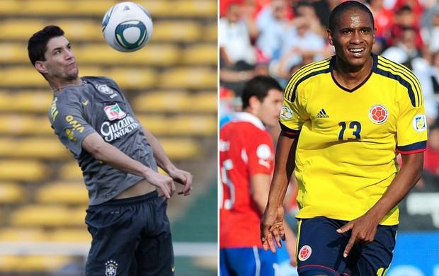 Thiago Neves valencia fluminense (Foto: Editoria de Arte/Globoesporte.com)