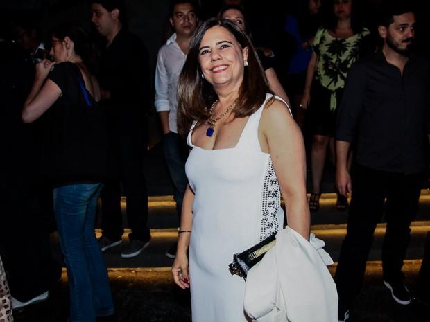 Mayara Magri em evento em São Paulo (Foto: Manuela Scarpa/ Brazil News)