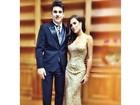 Lívian Aragão posta foto com namorado e o elogia: 'Bonito demais'