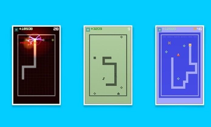 Snake: popular jogo da cobrinha é anunciado para smartphones (Foto: Divulgação)
