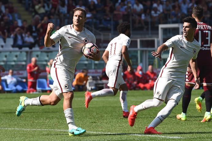 Totti Roma Torino (Foto: Getty Images)