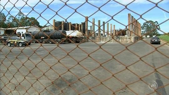 Refinaria que desviava petróleo é lacrada pela polícia em Boituva