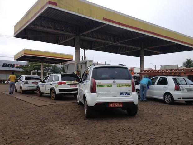 Motoristas de Rondônia são surpreendidos por novos valores nas bombas de combustíveis (Foto: Gaia Quiquiô/G1)