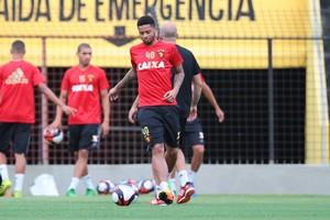 André Sport (Foto: Marlon Costa / Pernambuco Press)