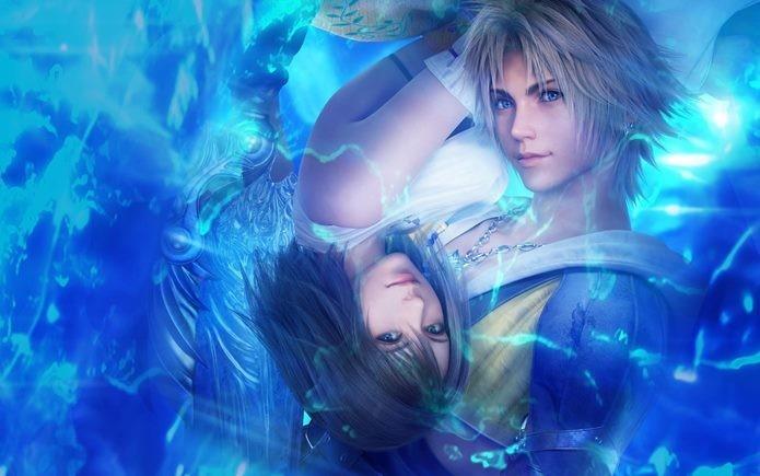 Final Fantasy X HD (Foto: Divulgação)