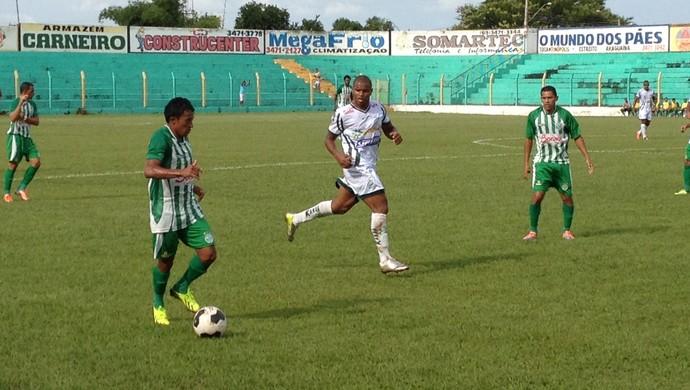 Tocantinópolis x Luverdense - Copa Verde (Foto: Fabrício Soveral/GloboEsporte.com)