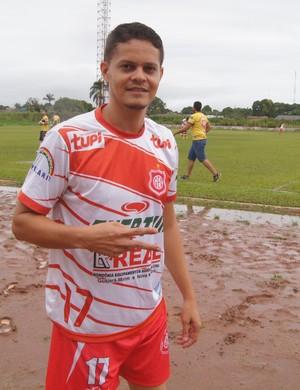 Meia do Guajará, Rony Alencar  (Foto: Júnior Freitas)