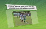 Inter de Lages anuncia três reforços para a disputa da Copa SC
