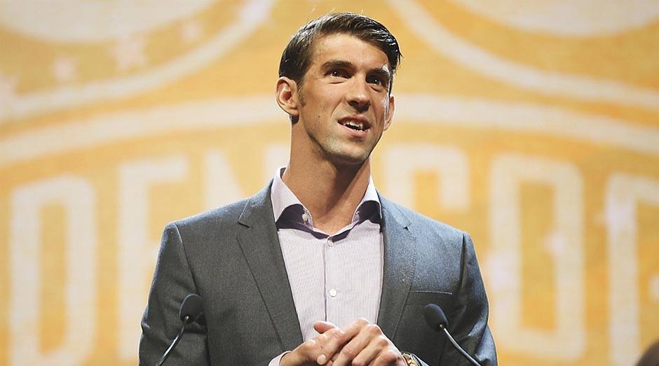 Michael Phelps: nadador americano é empreendedor (Foto: Reprodução)