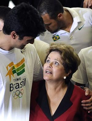 Dilma, lançamento do Plano Brasil Medalhas 2016 (Foto: Fabio Rodrigues Pozzebom / Agência Brasil)