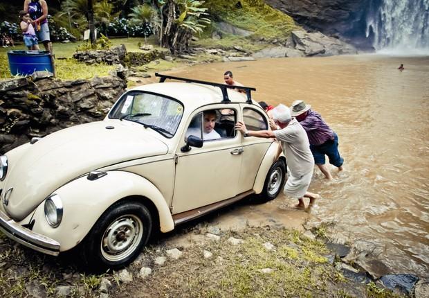 Fusca VW (Foto: Guilber Hidaka)