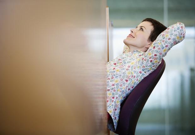 Sono dormir melhor produtividade trabalhar bem disposto bem estar (Foto: Thinkstock)