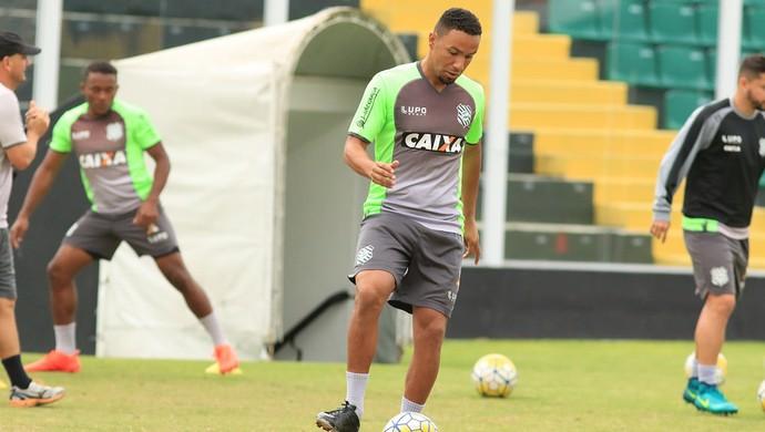 Josa Figueirense (Foto: Luiz Henrique/Figueirense FC)
