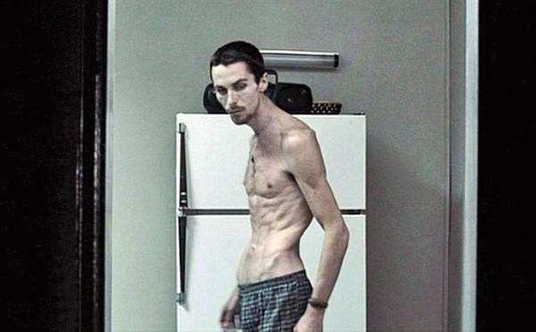 Christian Bale — 'O Operário' (2004)  (Foto: Divulgação)