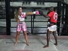 Nicole Bahls tenta perder 7kg: 'Quero ser teen, porque adoro um garotinho'