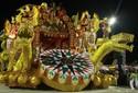 Aparecida é campeã do Carnaval de Manaus 2013