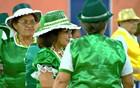 Ciranda de idosos é atração em centro (Rede Amazônica/Reprodução)