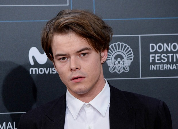 Charlie Heaton, o Jonathan de Stranger Things (Foto: Getty Images)