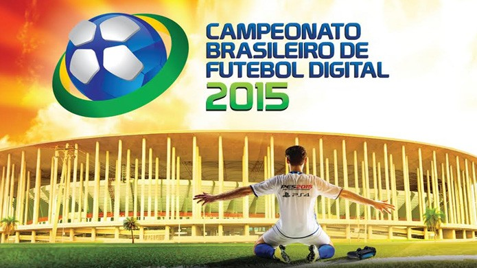 Campeonato Brasileiro de Futebol Digital trará 72 competidores para jogar PES 2015 no Estádio Mané Garrincha (Foto: Divulgação)