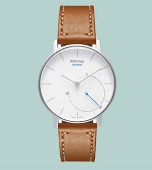 Activité, relógio inteligente da francesa Withings (Foto: Divulgação/Whithings)