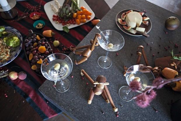 Celebridades paulistanas mostram como vão receber nas festas de fim de ano (Foto: Rogério Cavalcanti)