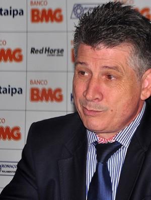 Nereu Martinelli, presidente do Joinville (Foto: Divulgação / JEC)