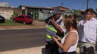 Bandidos rendem motorista à luz do dia no DF