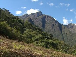 Pico dos Marins (Foto: Reprodução/TV Vanguarda)