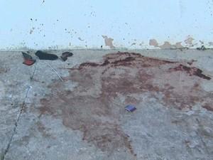 Segundo a Polícia Civil, local onde aconteceu atropelamento foi lavado (Foto: Ronaldo Gomes/EPTV)