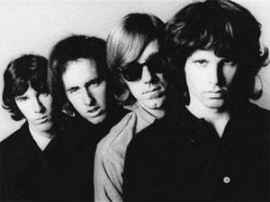 Jim Morrison à frente do The Doors (Foto: Divulgação/Myspace do artista)