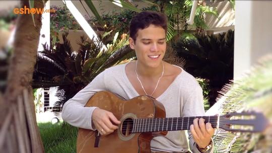 Marcos Lessa revela a alegria de ter sua canção Moa confirmada na trilha sonora de 'A Força do Querer'