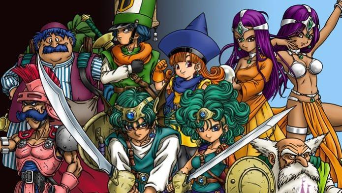 Dragon Quest IV - Chapters of the Chosen chegou ao Android e iOS (Foto: Divulgação) (Foto: Dragon Quest IV - Chapters of the Chosen chegou ao Android e iOS (Foto: Divulgação))