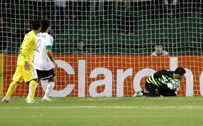 Vanderlei exaltou classificação na Copa do Brasil (Foto: Divulgação/ Site oficial Coritiba)