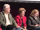 Em Curitiba, Dilma participa de evento para discutir a democracia