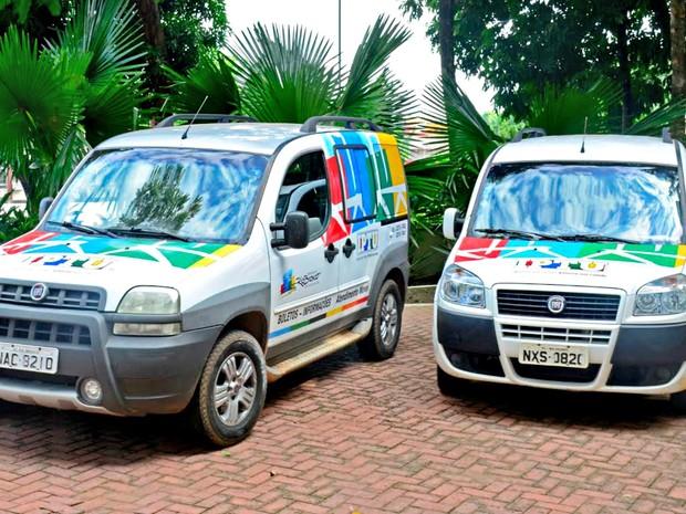 Vans devem circular por bairros de Rio Branco e ajudar contribuintes com dúvidas (Foto: Prefeitura de Rio Branco/Divulgação)