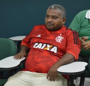 Secretário adjunto de Esporte, Petronilo Lopes (Foto: Duaine Rodrigues)