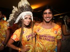 Paula Fernandes curte carnaval de Olinda com o ex de Tatá Werneck