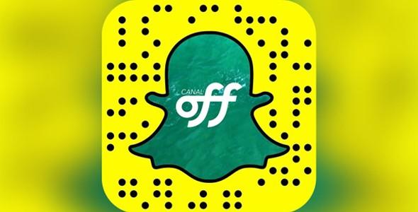 Siga o Canal OFF no Snapchat (Foto: Divulgao)