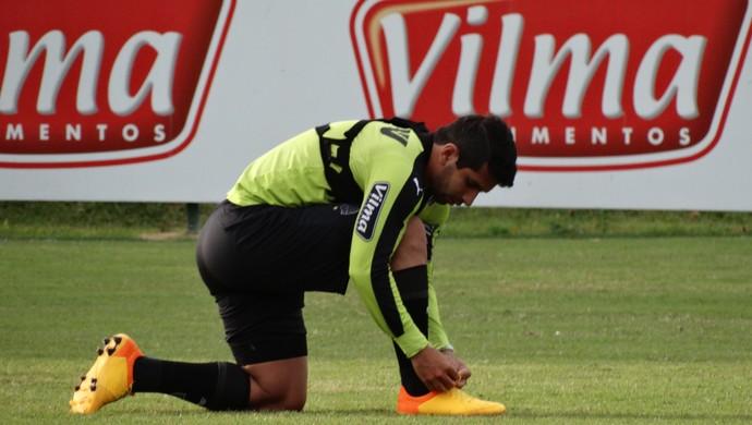 Guilherme, meia do Atlético-MG (Foto: Fernando Martins Y Miguel)