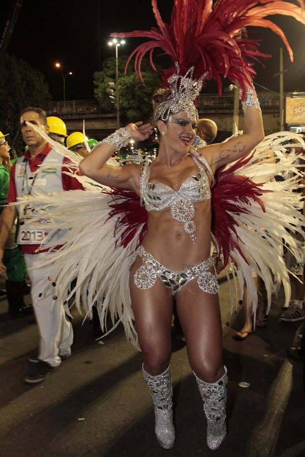 Mirella Santos (Foto: Isac Luz/EGO)